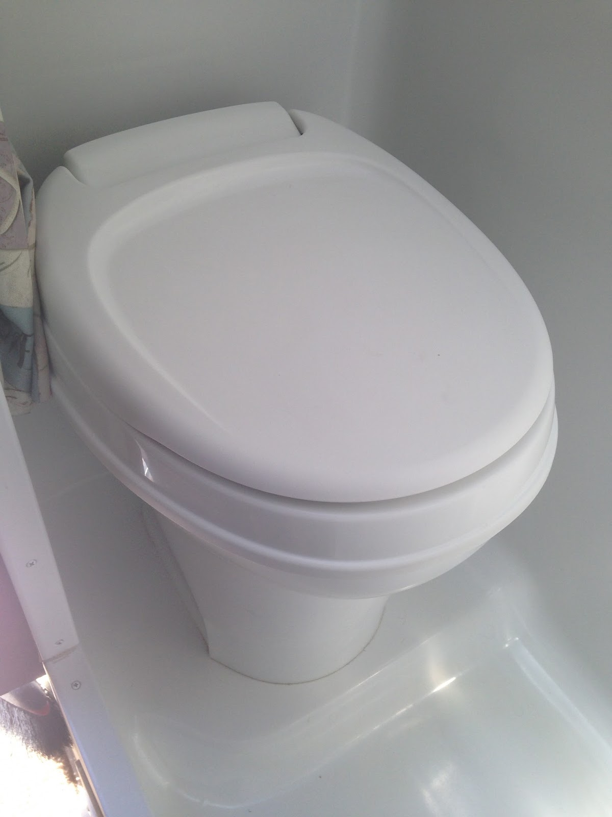 Fixing a Leaking RV Toilet | Truck Camper Adventure
