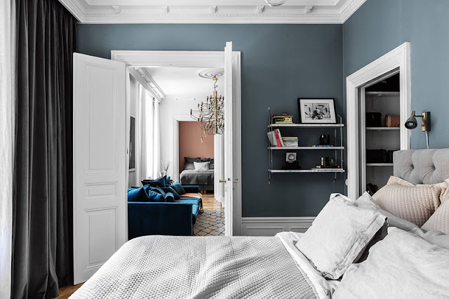 Desain kamar tidur apartemen kecil, desain kamar tidur apartemen minimalis