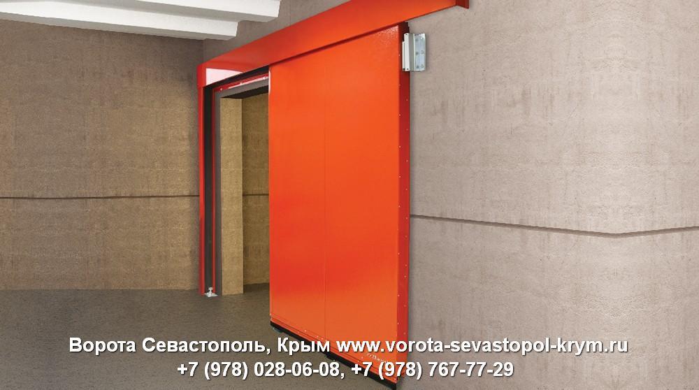 Комплект для откатных ворот Севастополь