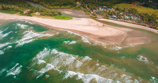 Absolutely fantastic Goa Beaches from top