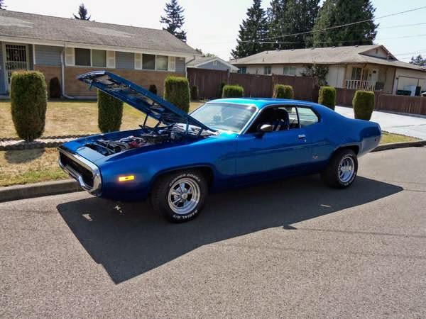 1972 Plymouth Road Runner 440 | Auto Restorationice