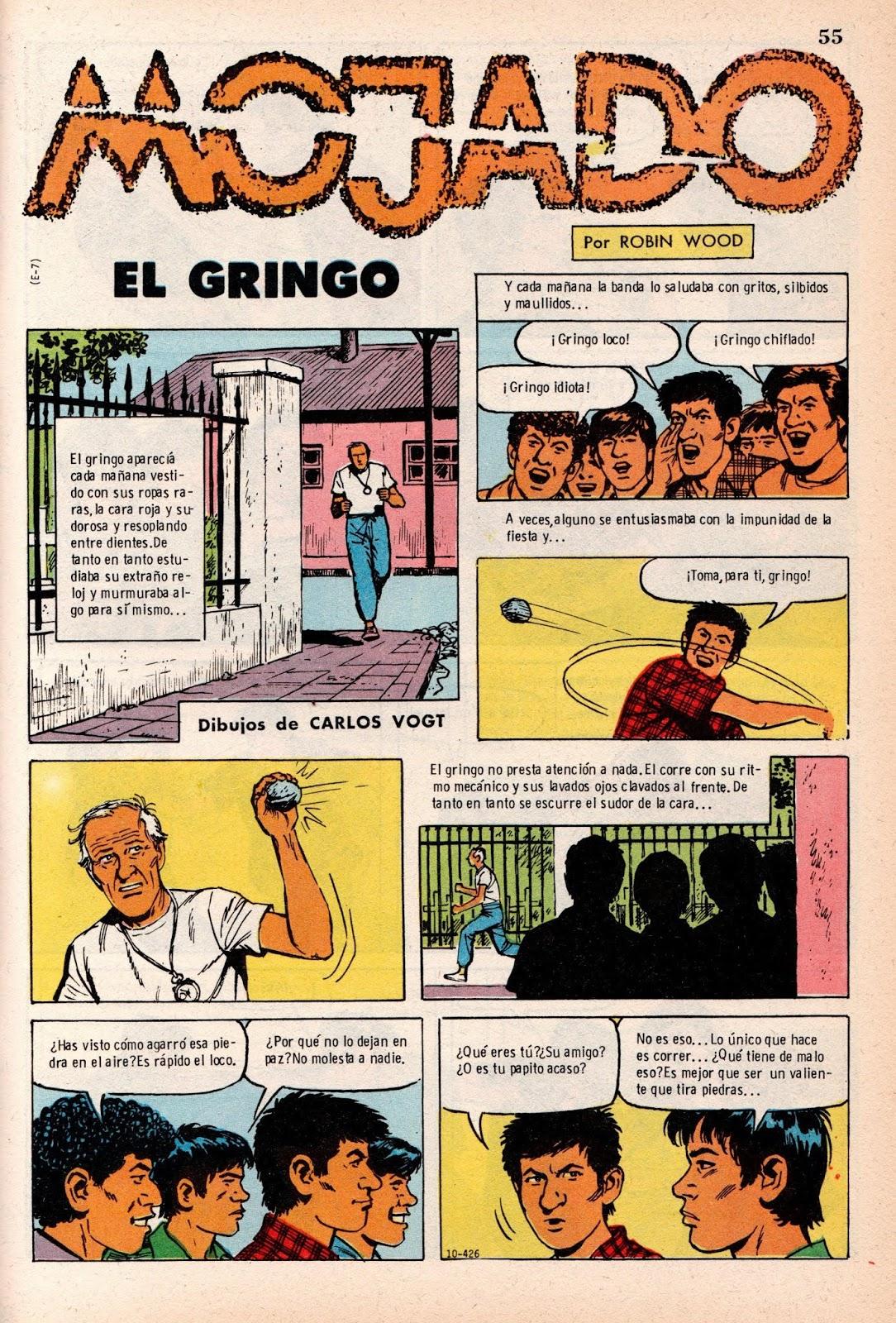 Columberos: Mojado - Episodio 7 - El gringo