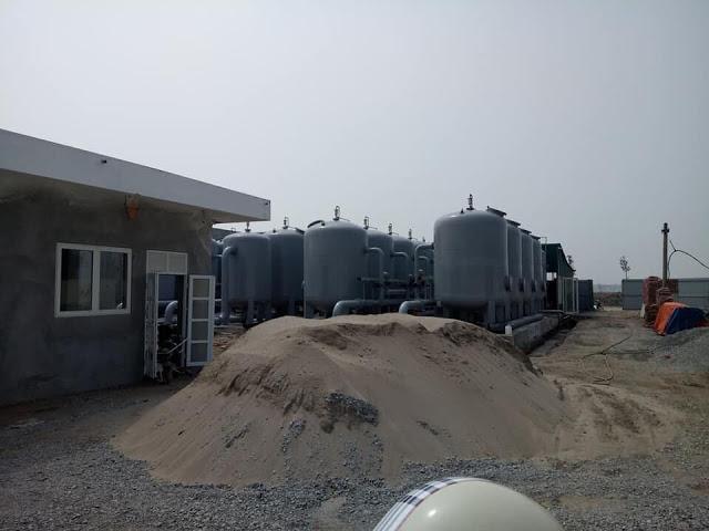 Nhà máy nước sạch chung cư Thanh Hà Cienco 5