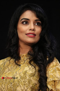 South Indian Actress Shweta Menon Stills at Inayathalam Audio Launch Stills  0003.jpg