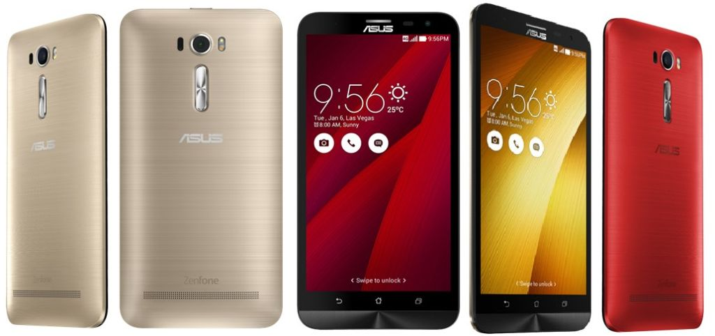 Asus ZenFone 2 Laser (ZE601KL) (2015) with Specifications
