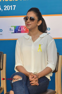Actress Rakul Preet Singh at Endometriosis Awareness Walk at Apollo Cradle  0062.jpg