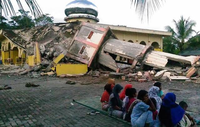 25 Orang Tewas Dalam Gempa Aceh Hari Ini, Korban Terus Bertambah