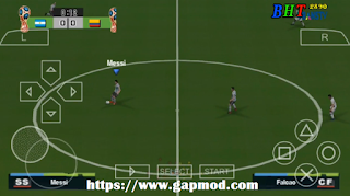 Download PES Jogress v3 Mod Special World Cup Russia 2018 PSP Android