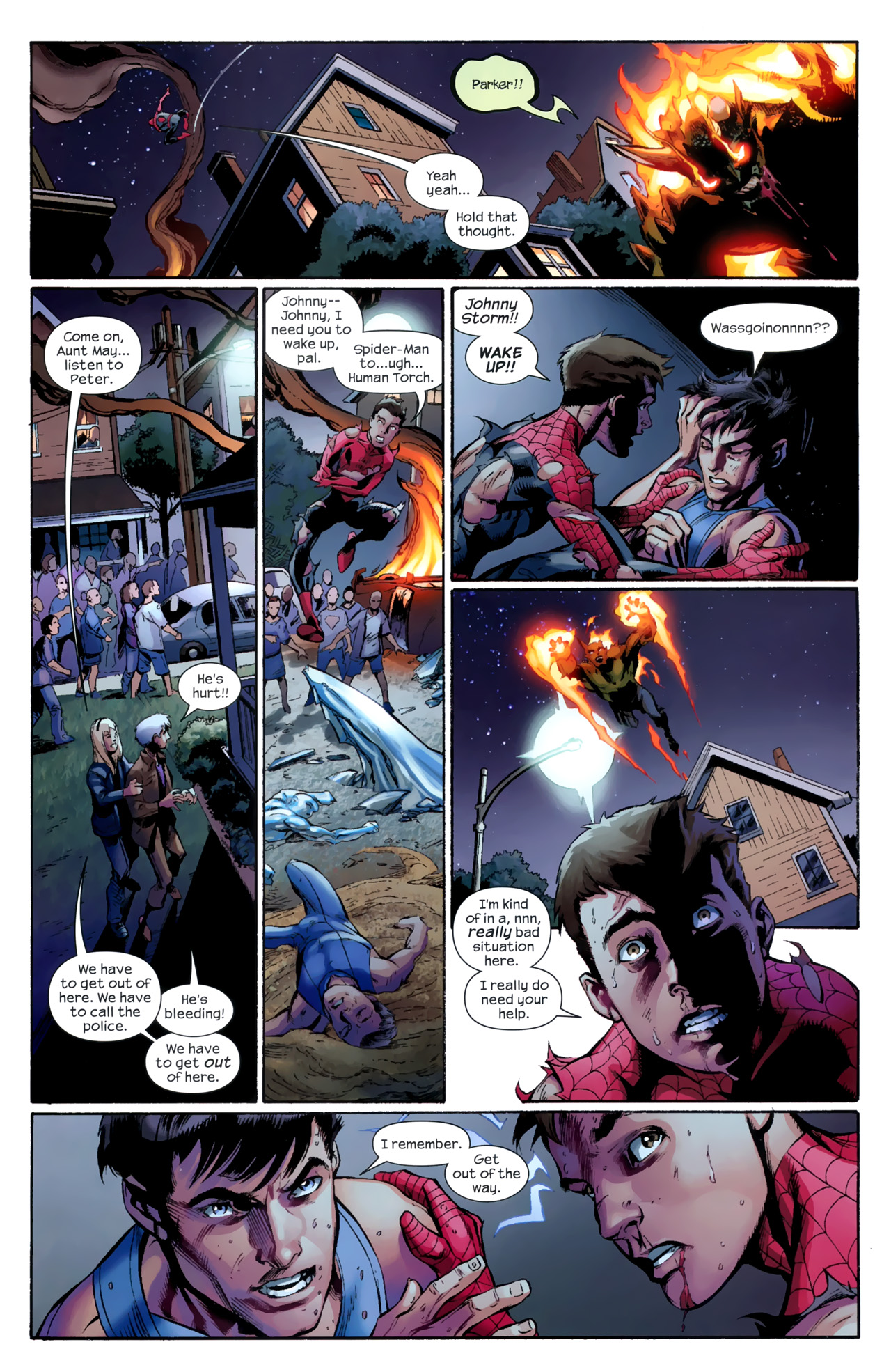 Read online Ultimate Spider-Man (2009) comic -  Issue #160 - 14