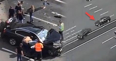 Σύγκρουση αυτοκίνητο Πούτιν, Νεκρός Οδηγός 1