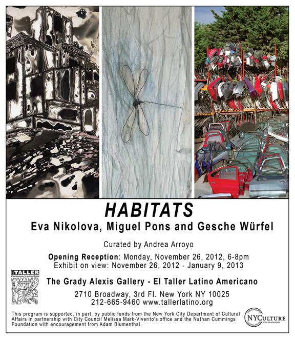 Hispanic New York November 2012