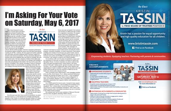 Houston Business Connections Newspaper©: Kristin Tassin