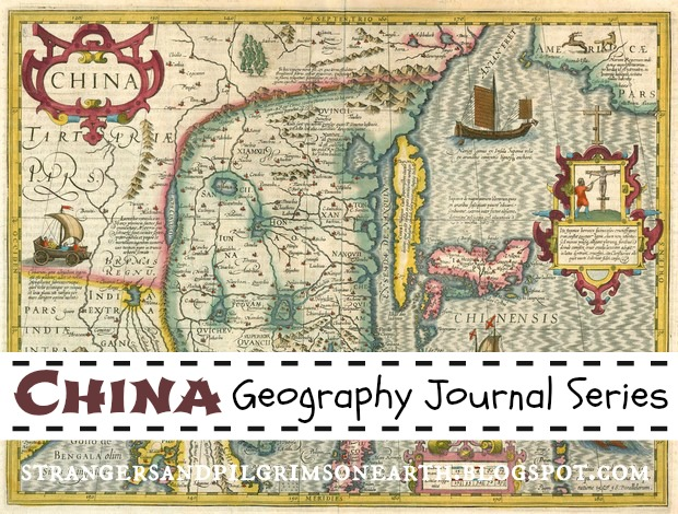 A Quick Study on China - Geography Journal Series