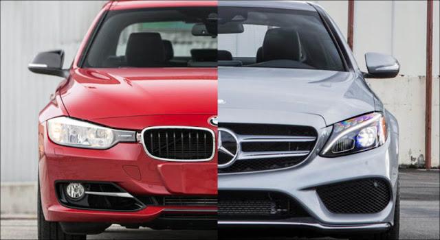 BMW và Mercedes-cuộc chiến vương quyền xe sang Đức