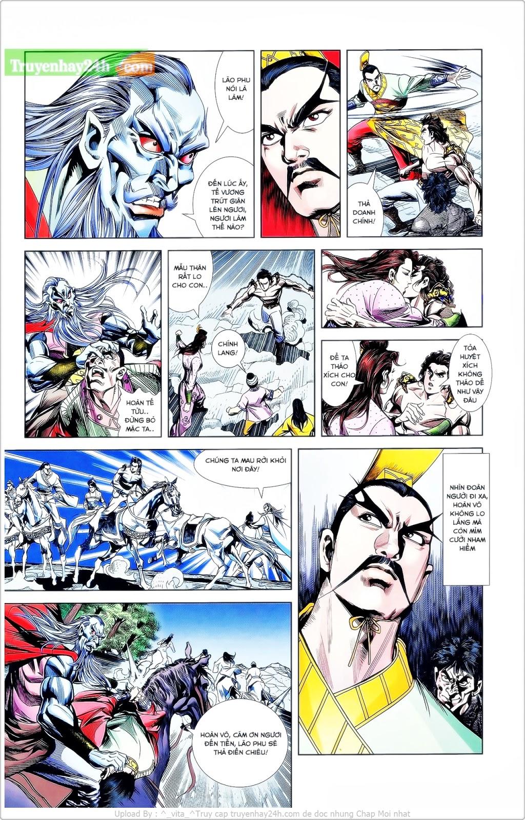 Tần Vương Doanh Chính chapter 26 trang 26