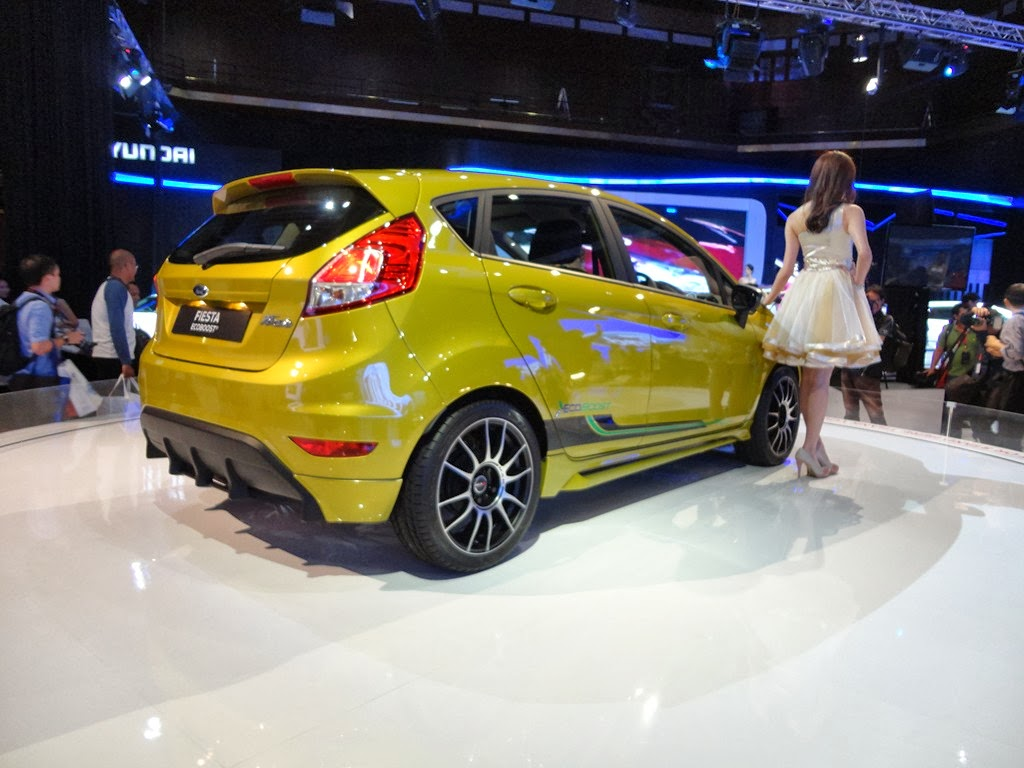 The ford fiesta 1 0l ecoboost is predicted to be sold at rm96 000 and further expands the recently launched new fiesta line up in malaysia by coming in
