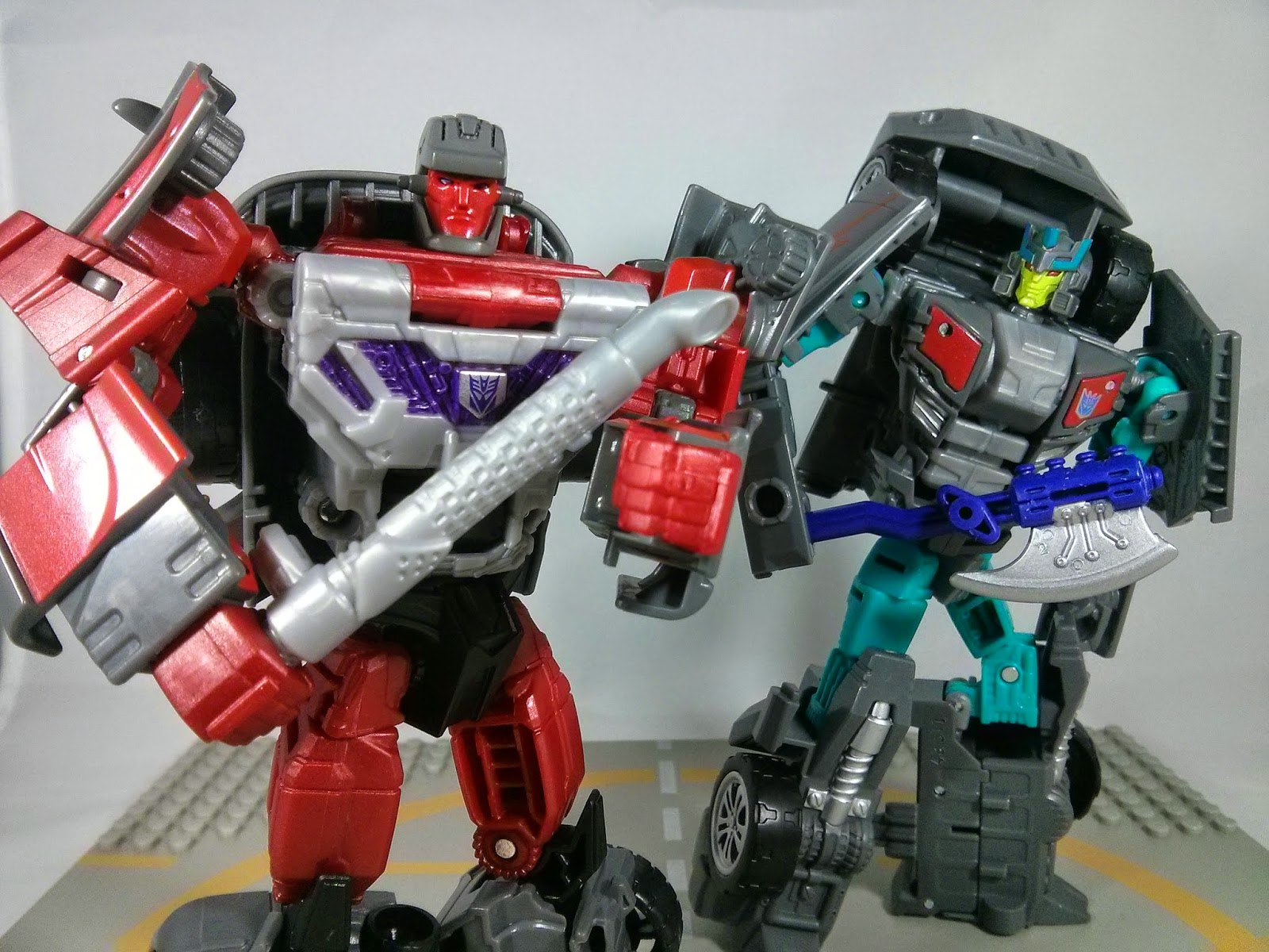 combiner wars brake neck pipe