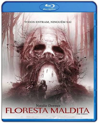 Baixar Floresta Maldita AVI Dual Áudio BDRip Torrent