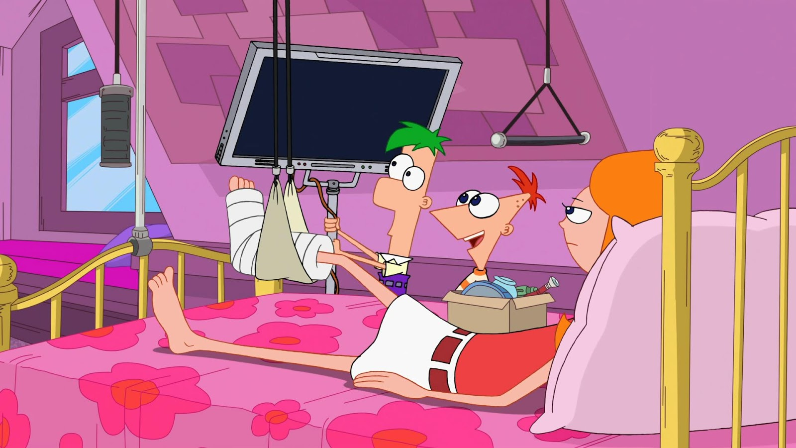 All About Phineas And Ferb Wiki Candace Flynn Kidskunstinfo