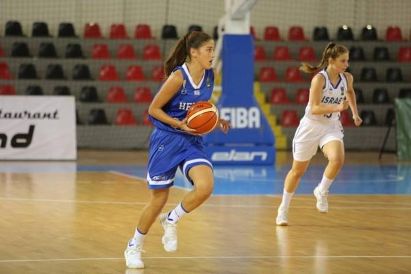 Ευρωπαϊκό Κορασίδων U16β : Λουξεμβούργο-Ελλάδα 31-68