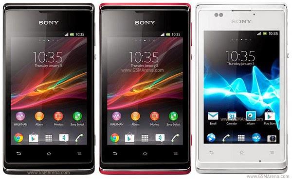 Handphone Original : Sony