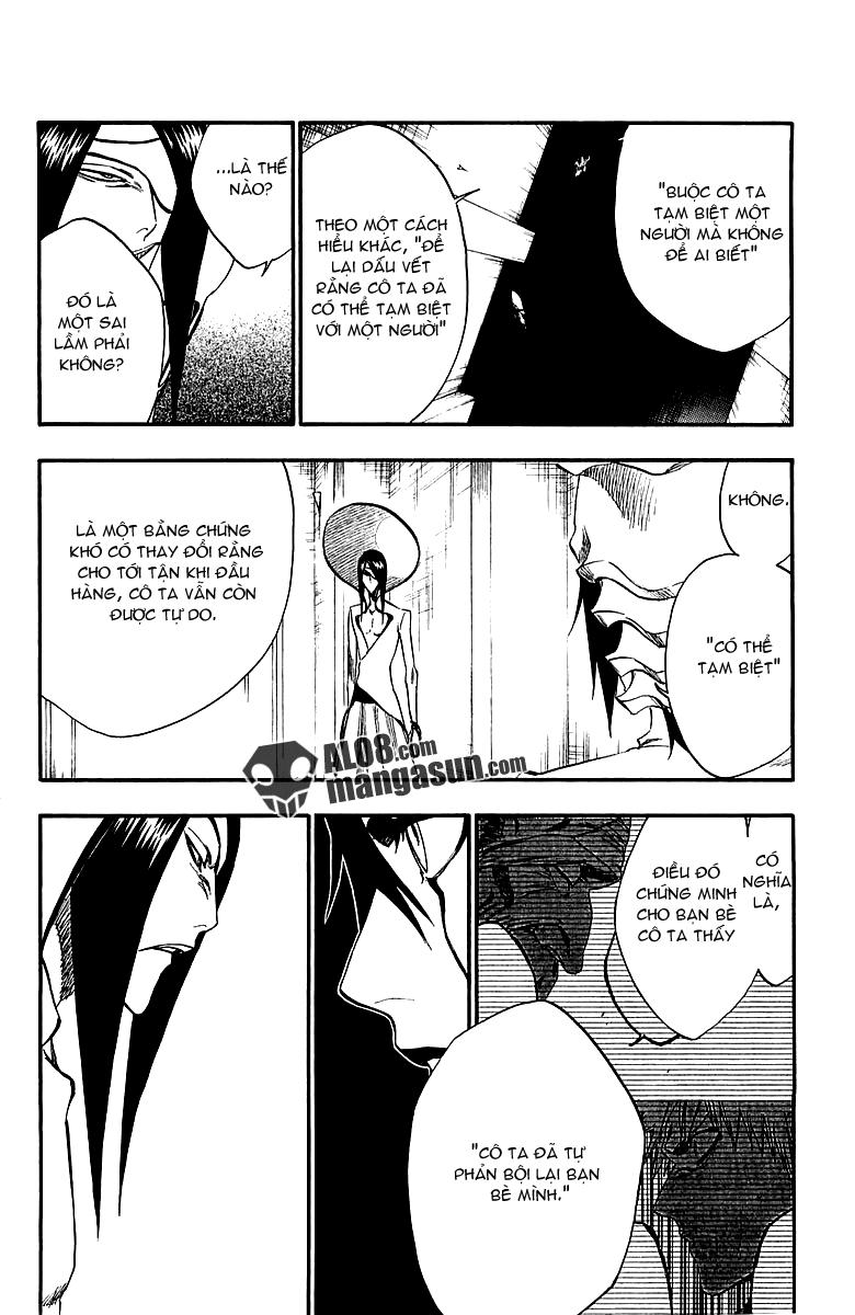 Bleach chapter 249 trang 11