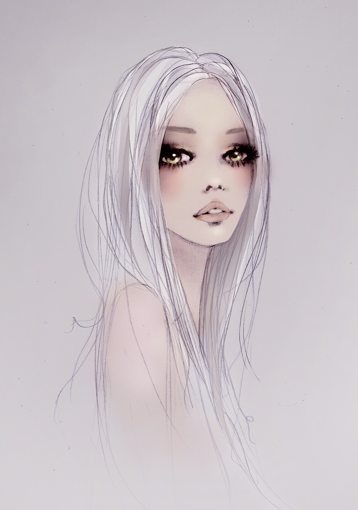 a girl called jo.: beautiful drawings.  a girl called j...