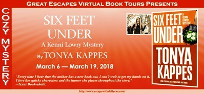 Upcoming Blog Tour 3/18/18
