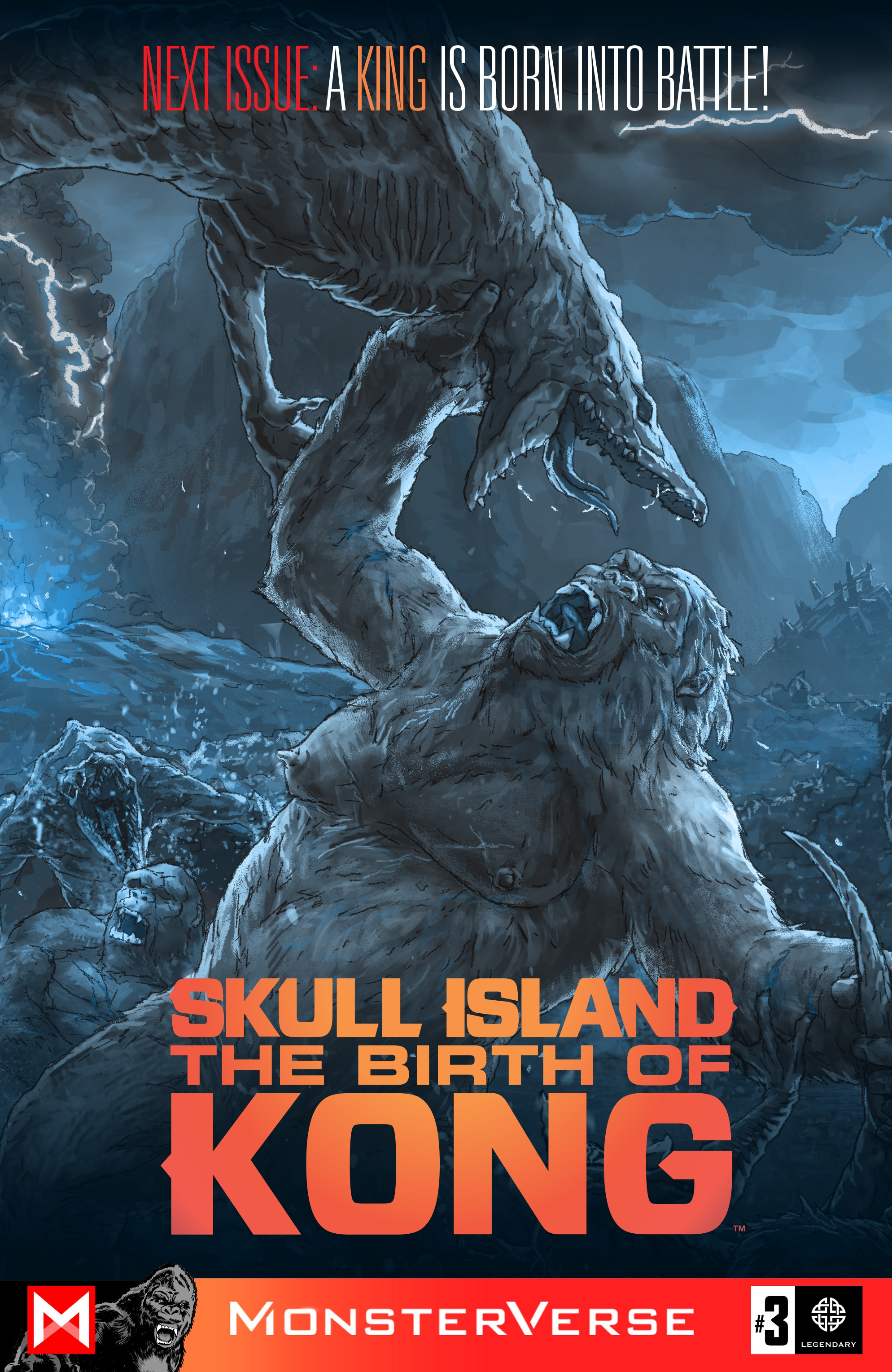 Read online Skull Island: The Birth of Kong comic -  Issue #2 - 25