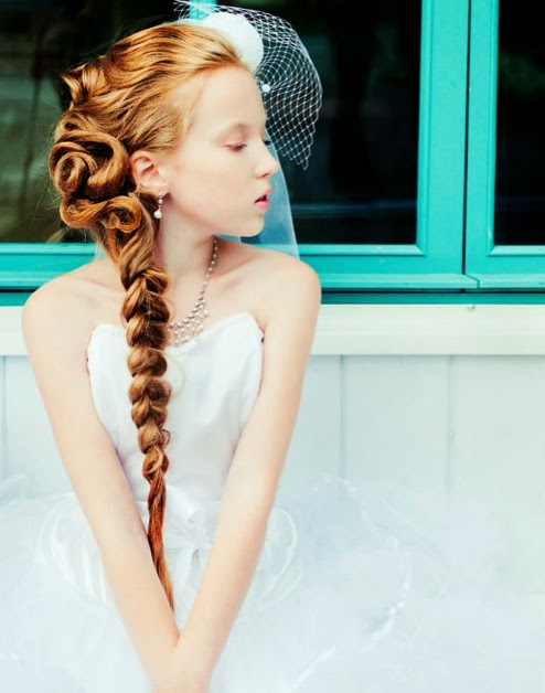 See more Teen Party Hair Style