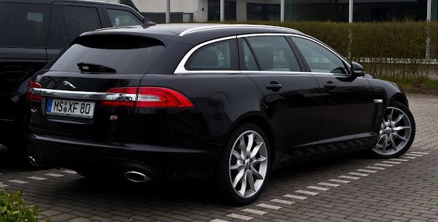 Jaguar XF sport brake
