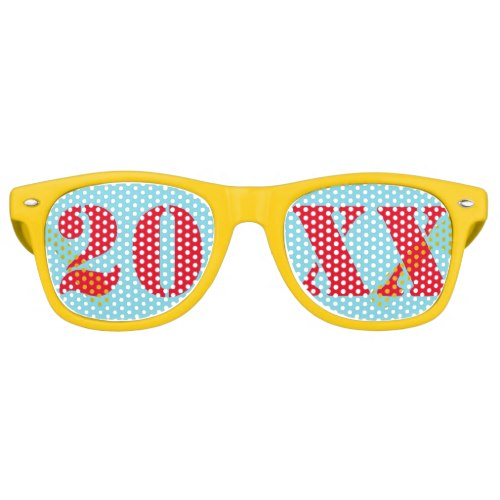 Fun Graduation Reunion New Years Party Shades