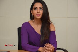 Actress Rakul Preet Singh Latest Stills in Beautiful Long Dress  0162.JPG
