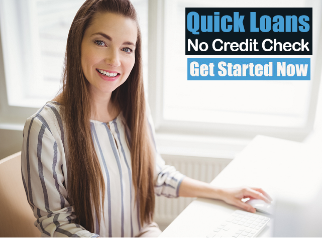 Instant Loans For Bad Credit >> Quick Loans No Credit Check Get Quick Money Despite Credit Problems