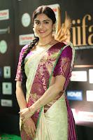 Adah Sharma looks super cute in Saree at IIFA Utsavam Awards 024.JPG