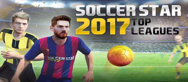 Soccer Star 2018 Top Leagues Apk indir tek link indir