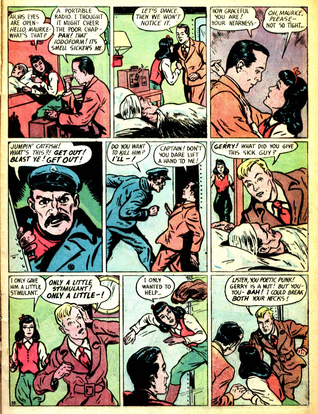 Read online All-American Comics (1939) comic -  Issue #9 - 21