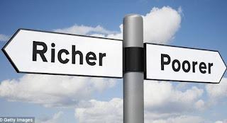 Khác biệt trong tư duy của người giàu và người nghèo