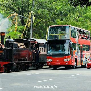 Bus Tingkat Wisata Werkudara