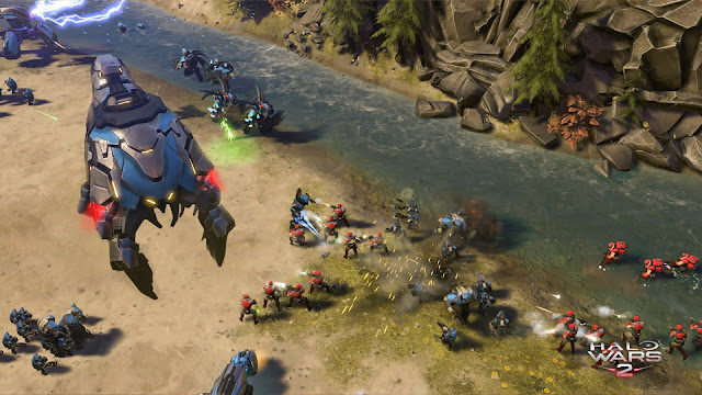 Halo Wars 2 EXE Game Download For Windows XP