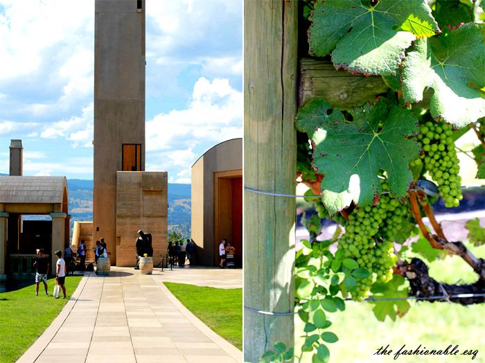 Kelowna, British Columbia Mission Hill Winery