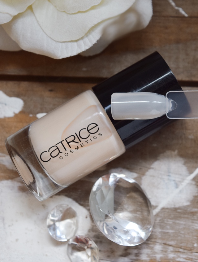 Catrice Nagellack 101 Tiny Teint Treasure swatch