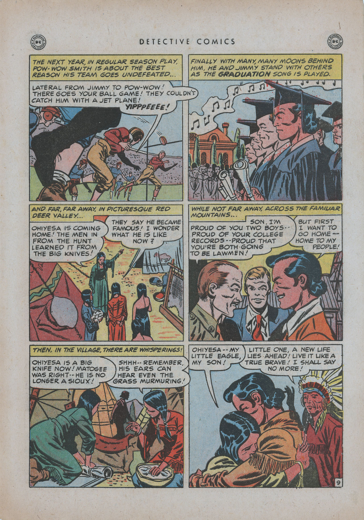 Detective Comics (1937) 151 Page 46