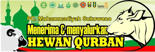 Tempat Qurban PCM Sukowono