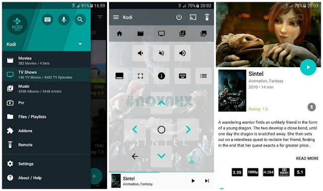 Yatse: Kodi remote control and cast apk download