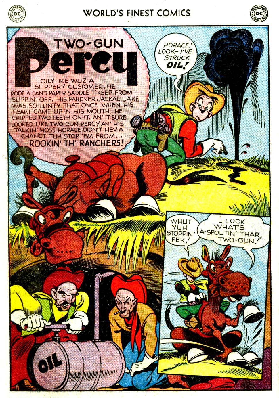 Read online World's Finest Comics comic -  Issue #68 - 38