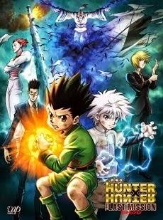 Xem Phim Hunter x Hunter: Nhiệm Vụ Cuối Cùng 2013