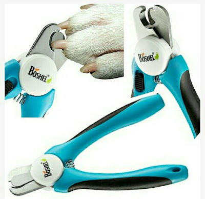 Boshel Nail Cutter for Pet Dogs and Cats