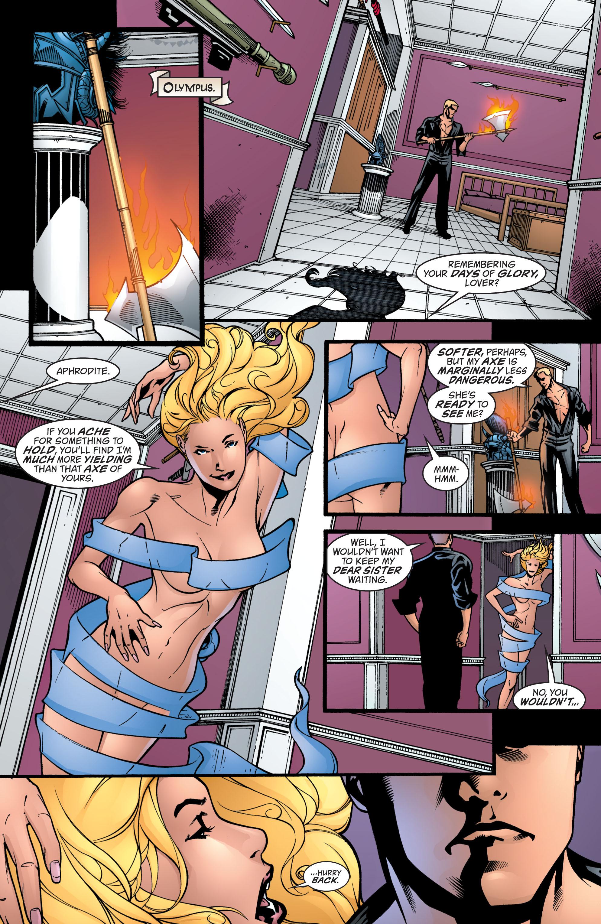 Read online Wonder Woman (1987) comic -  Issue #214 - 2