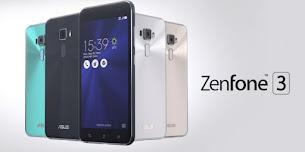Spesifikasi dan Harga Smartphone Asus Zenfone 3